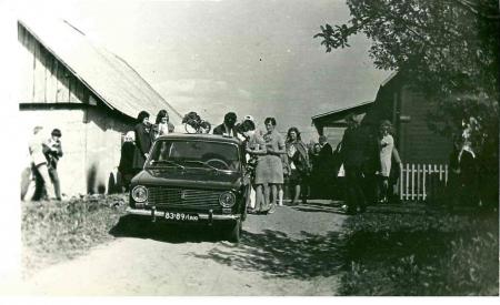 Transporta vēsture
